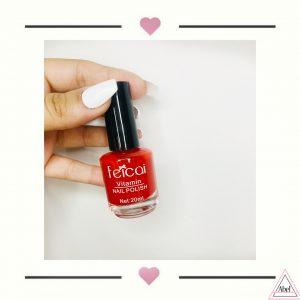 Esmalte-Rojo